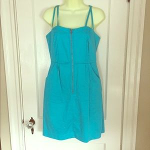 Teal Nicole by Nicole Miller Dress